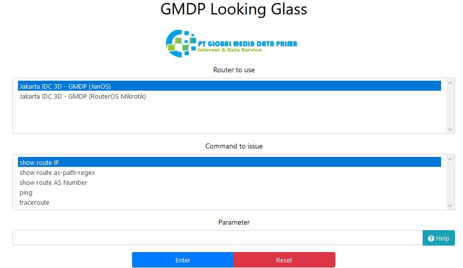 Looking Glass Adalah?