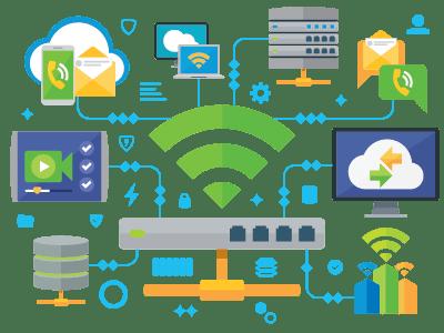 Installasi Jaringan LAN GMDP